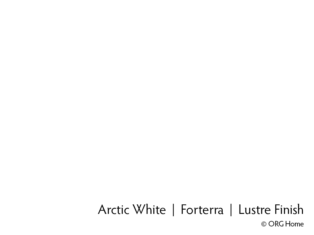 Arctic White - Forterra